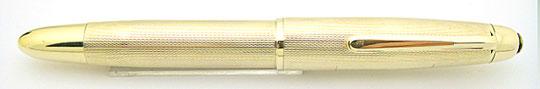 Montblanc 144G Meisterstück 585 Solid Gold