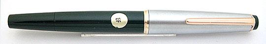 Montblanc 32S Green Slip Crohme Cap