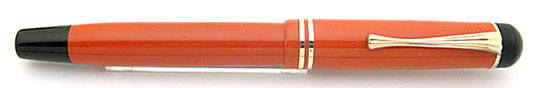 Montblanc 20 Masterpiece Coral Red Danish Taper Cap