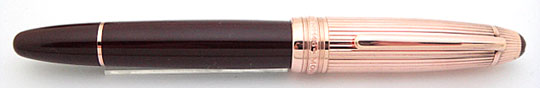 Montblanc 1462 Meisterstück Due Rose Gold Finish