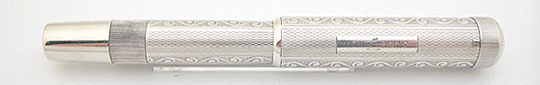 Montblanc No.2 Short Safety Filler 900 Silver