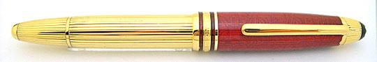Montblanc 146 Meisterstück Solitaire Rouge Enamel Prototype