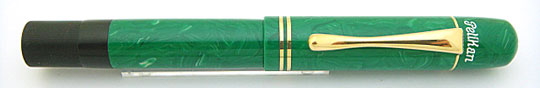 "Pelikan 1935 Green ""Originals Of Their Times"" Prototype"