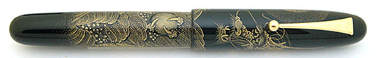 Namiki Chinkin Collection Dragon No.50