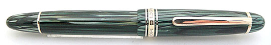 Montblanc 146 Masterpiece Green Striated