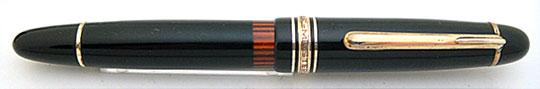 """Montblanc 146G Meisterstück Black """"G"""" First Model"""