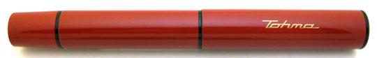 Tohma Kumataka 55 Urushi Collection Red&Black Trim