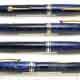 Conway Stewart 58 Blue Stardust Lever Filler | コンウェイ・スチュワート