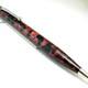 Conway Stewart Duropoint Pencil Red&Black Marble | コンウェイ・スチュワート