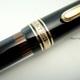 Montblanc 144G Masterpiece Black 50s | 144g_black_f_4175