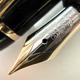 Montblanc 146.G Masterpiece 50s Black 18c-F | モンブラン
