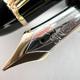 Montblanc 146 Meisterstuck Black 50s    モンブラン