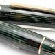 Montblanc 146G Masterpiece Green Stripe | モンブラン