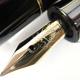 Montblanc 221 Black Push Button Filler | モンブラン