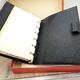 Montblanc Leather Agenda 506S Balck   モンブラン