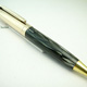 Montblanc 672K Pix Pencil Rolled Gold/Grey Striated | モンブラン