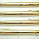 Montblanc 744N Meistepiece Rolled Gold   モンブラン