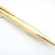 Montblanc K772 Pix Pencil 585 Solid Gold Barleycorn | モンブラン
