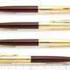 Montblanc No.78 Ball Point Burgundy Red   モンブラン