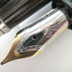 Montblanc Meisterstuck Solitaire Silver Fibre Guilloche Le Grand | モンブラン