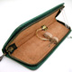 Montblanc Leather Pen Case Green 50s | モンブラン