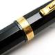 Omas Arte Italiana Black Gold Fiish The Paragon   オマス