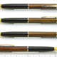 Eversharp Skyline Pencil Brown Stripe/Brown | エバーシャープ