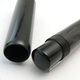Onoto Plunger Filler Short Black Chevron Hard Rubber | オノト