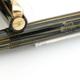 Swan Lady No.1 Push Button Filler Brown Stripe | スワン