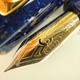 Visconti Voyager Blue MBL Old Type   ビスコンティ