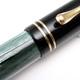 Pelikan 100 Black/Green MBL | ペリカン