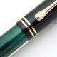 Pelikan 100 Black/Jade Green MBL K nib | ペリカン