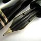 Pelikan 100 Black/PaleGreen   ペリカン