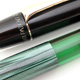 Pelikan 100N Black/Green MBL made in Milano | ペリカン