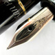 Pelikan 100N Black/Grey MBL made in Milano | ペリカン