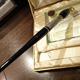 Pelikan 100N Black/Gray MBL made in Milano Desk Set | ペリカン
