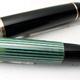 Pelikan 140 Black/Green Stripe  | ペリカン