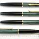 Pelikan 350 Pencil Green Stripe   ペリカン