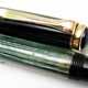 Pelikan 400 Black/Green Stripe | ペリカン