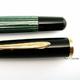 Pelikan 400N Black/Green Stripe   ペリカン
