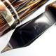 Soennecken 111 Extra Dark Brown Herringbone | ゾェーネケン
