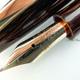 Soennecken 111 Lady Dark Brown Tortoise Herringbone | ゾェーネケン