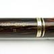 Soennecken 11 Pencil Dark Totoise Shell Herringbone   ゾェーネケン