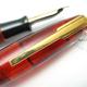 Waterman Hundred Year Pen Lady Burgundy Red Transparent   ウォーターマン